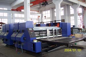 Flexo Printer Slotter