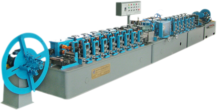 Stainless Steel Welded Pipe Production Line